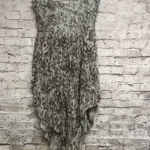 Free people women's boho chic dress size medium